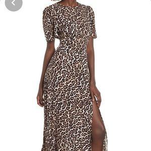 AFRM Layla Midi Dress